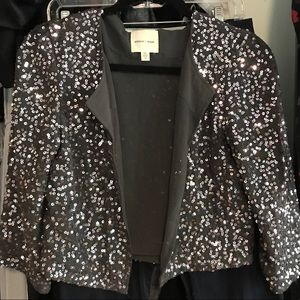 Urban Outfitters Silence & Noise Sequin Jacket
